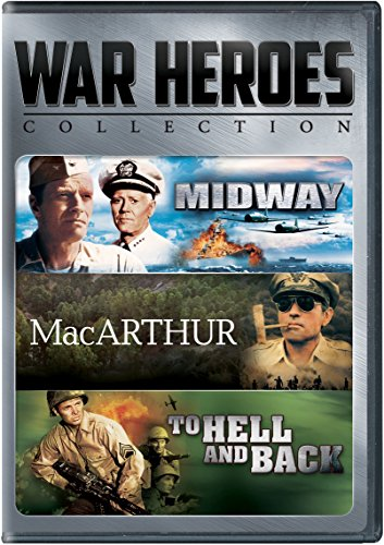 DVD : War Heroes Collection (2 Pack, Snap Case, 2 Disc)