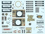 Lost In Space Jupiter 2 Model Kit Photoetch and Decal Set