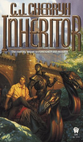 book cover of Inheritor