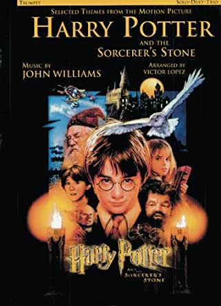 Harry potter and the scores stone book