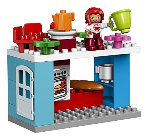 Lego duplo my town family house 10835 building block toys for Price my house free online