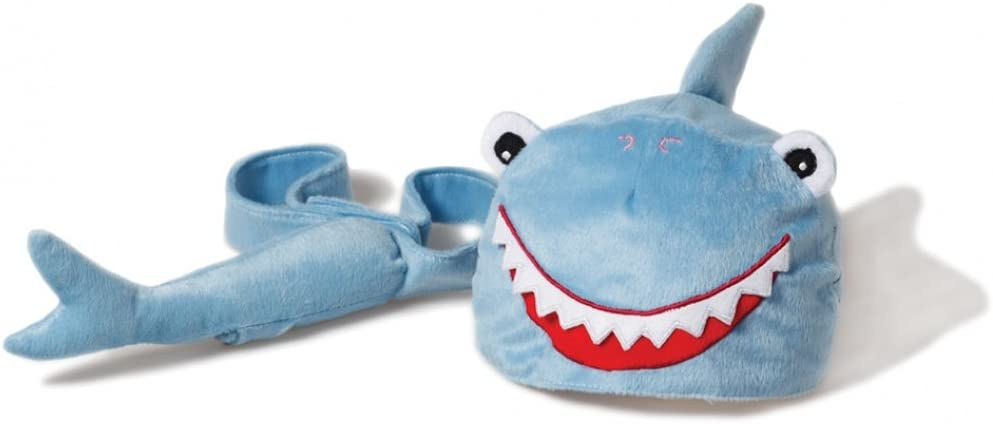 Childrens Fancy Dress/Dressing Up Shark Costume/Hat and Tail. Adjustable Fit from 1 Year + (gorro/sombrero)