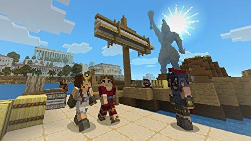 Minecraft: Greek Mythology Mash-up Pack - Nintendo Switch [Digital Code]