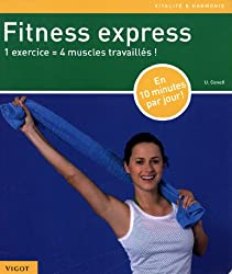 Fitness express : 1 exercice = 4 muscles travaillés !