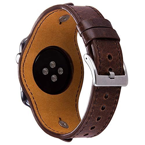 Amazon.com: VIQIV - Brazalete para Apple Watch 1.496 in ...