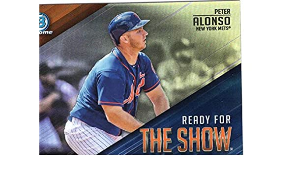 Amazoncom 2019 Mlb Bowman Ready For The Show Chrome