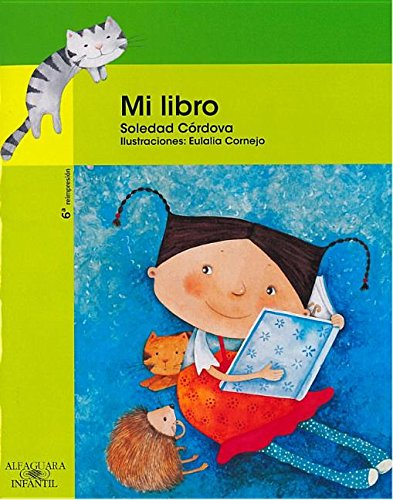 Mi libro (Spanish Edition) by Santillana USA