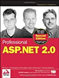 Professional ASP.NET 2.0, Srinivasa Sivakumar and Bill Evjen, 0470041781