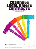 Contracts : Adaptable to Courses Utilizing Burtons's Casebook on Contracts, , 0874572517