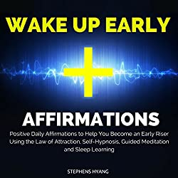 Wake Up Early Affirmations