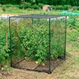 Gardman Small Fruit Cages Black 47H Pack of 2