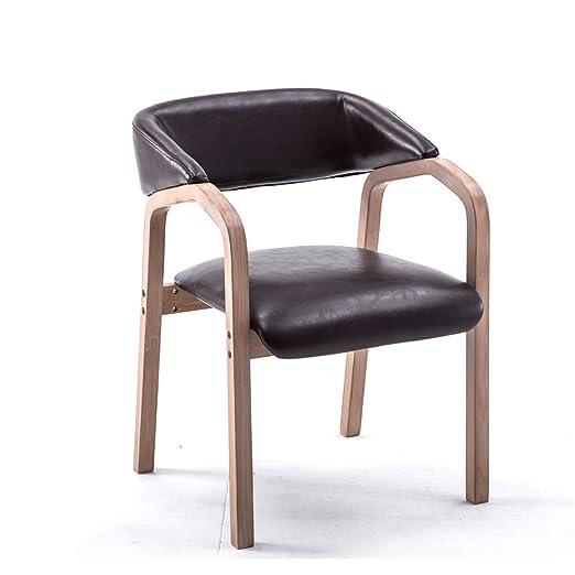 MXXYZ Silla Plegable para el hogar sillón Ocio, Mesa y Silla Retro ...