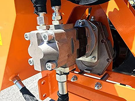 Deleks desbrozadora A Brazo para Tractor con Modelo D2010/DE ...