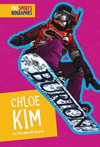 Download Pro Sports Biographies: Chloe Kim PDF