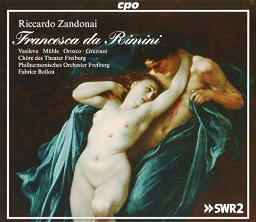 Price comparison product image Riccardo Zandonai: Francesca da Rimini