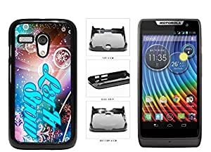 Christmas Themed Let it Snow Plastic Phone Case Back Cover Moto G