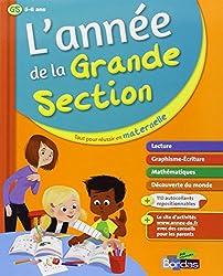 ANNEE DE MATERNELLE GS