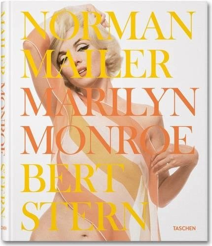 Book cover from Norman Mailer/Bert Stern: Marilyn Monroe by Norman Mailer