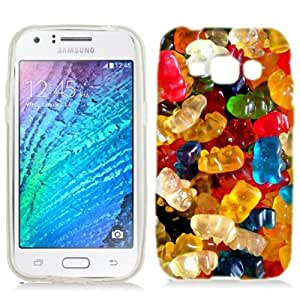 for Samsung Galaxy J1 Gummy Bears Phone Cover Case