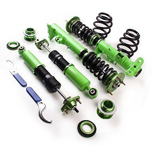 (Coilovers Shock Absorber Kits for BMW 3 Series E36 318i 318is 318ic 323i 323ic 323is 328i 328is 328ic M3 (1992-1999) -)