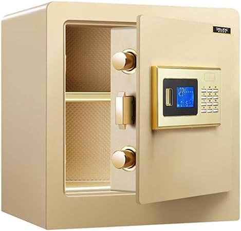 Caja FuerteCaja Fuerte de Seguridad, Contraseña Electrónica Caja Fuerte de Seguridad con Teclado Caja de Seguridad