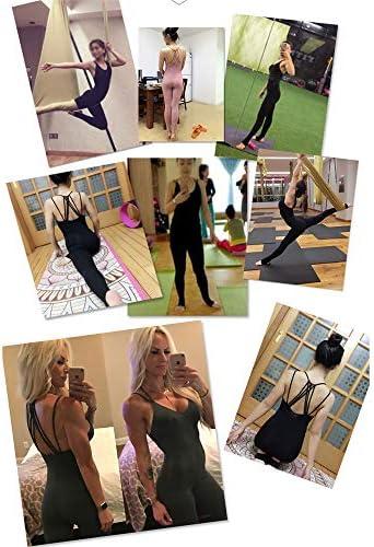 レディースジャージ上下セット 水分発散性通気性エアーシャム女性バレエダンス服ボディースーツ (サイズ : XS)