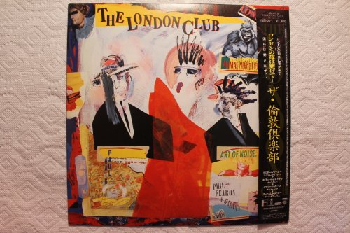 The London Club for sale  Delivered anywhere in USA