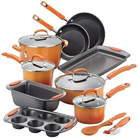 Rachael Ray Non Stick 14 Piece Cookware product image