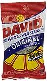 David Sunflower Seeds-Original All Natural Sunflower Seeds, 24/1.75 oz. bags