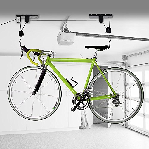 Protocol Mount Pro- Bicycle Ceiling Rack (Hoist Bike System Pulley)