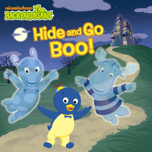 Hide and Go Boo! (The Backyardigans) (Ready-To-Read Backyardigans - Level 1)]()