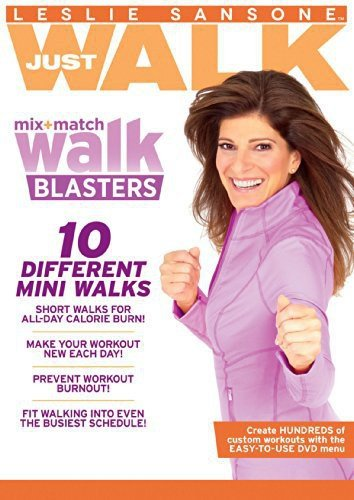 - Leslie Sansone: Mix & Match Walk Blasters