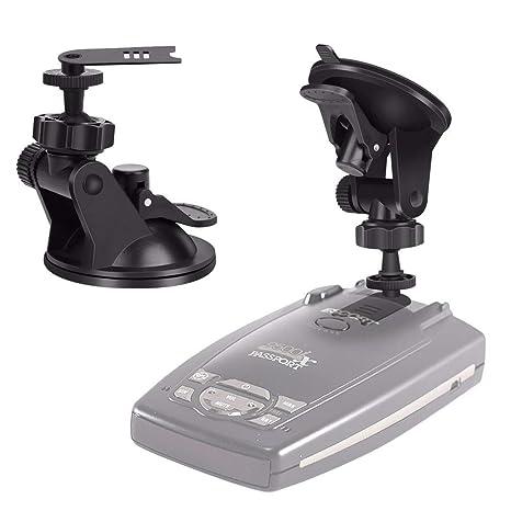 Escort Passport 9500Ix >> Mvtoe Windshield Dashboard Radar Detector Suction Cup Mount Holder For Escort Passport 9500ix 9500i 8500 7500 X50 X70 X80 Solo Sc S2 S3 S4 S75