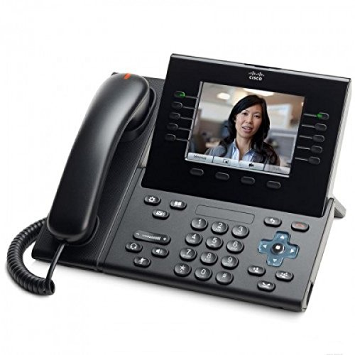 (Cisco Systems Cisco CP-9951-C-K9 Video IP Phone (CP-9951-C-K9 (Certified Refurbished))