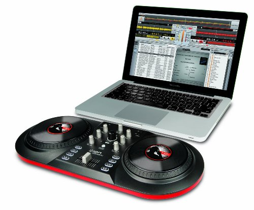 Controller Turntable Software (ION Discover DJ USB DJ controller for Mac and PC (Discontinued by Manufacturer))