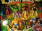 Toy Biz Marvel Secret Wars Special Collector's Edition Set of 8 Action Figures
