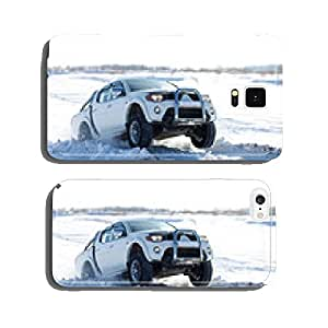 Winter truck ride cell phone cover case iPhone6