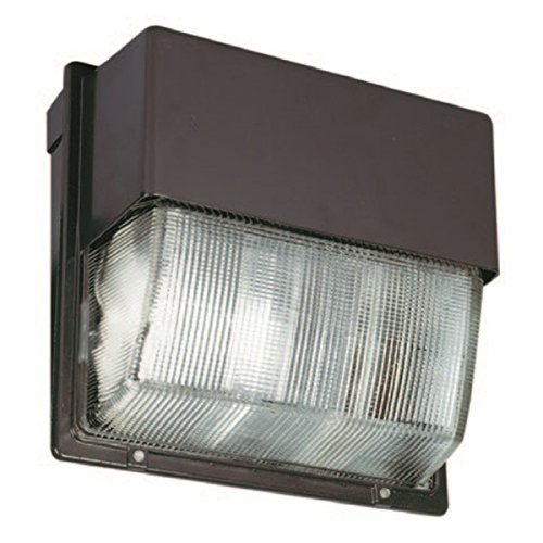 Lithonia Lighting TWH 400M TB SCWA LPI Metal Halide Wall Pack, (Metal Halide Wallpack Light Fixture)