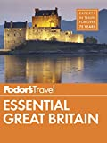 Fodor's Great Britain by Fodor's front cover