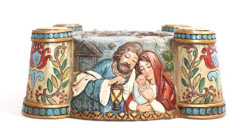 Nativity Scene Advent Candle Holder for $<!--$54.99-->