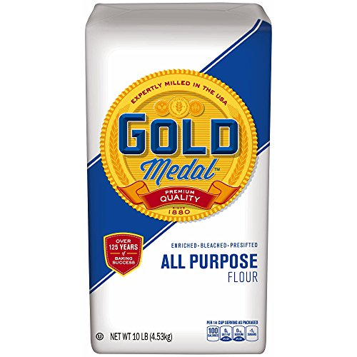 gold medal white flour - 1