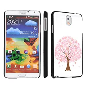 NakedShield Samsung Galaxy Note 3 III Sakura Spring Ultra Slim Art Phone Cover Case