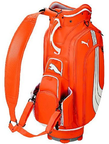 0c0b6b623e Amazon.com   Puma Staff Golf Bag   Golf Equipment   Sports   Outdoors