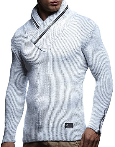 Grey Leif Grey Sweater Sweater Nelson Nelson Leif Leif Nelson 6qwT8U