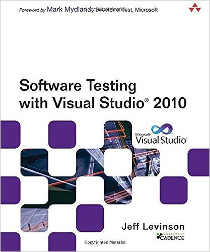 microsoft 2010 test