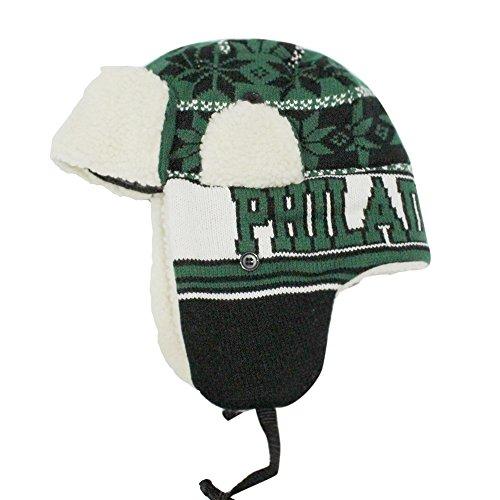 ChoKoLids Philadelphia City Team Cap Hats Beanie Snapback (Trapper)