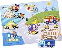 Classic World Traffic Puzzle (8 Piece)
