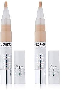 Physicians Formula Super Bb All-In-1 Beauty Balm Concealer, Medium/Deep - 0.14 Oz (Pack of 2)
