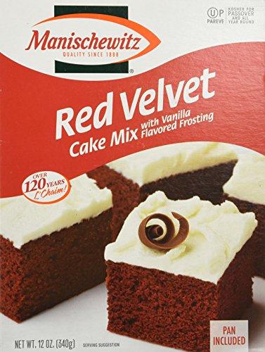 Manischewitz, Mix, Cake, Red Velvet, 12 - Cake Recipes Kosher
