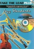 Take the Lead Plus Jazz Standards Bb Brass Edition, Alfred Publishing Staff, 1843282828